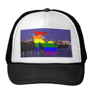 Indianapolis Pride Trucker Hat