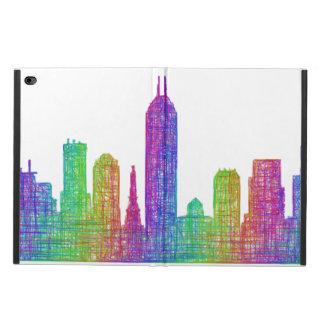 Indianapolis skyline powis iPad air 2 case