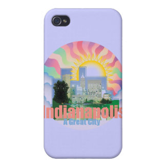 Indianapolis Speck Case Cover For iPhone 4