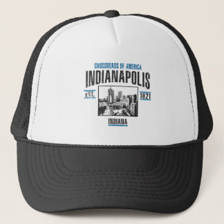 Indianapolis Trucker Hat
