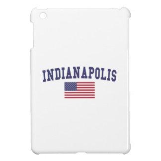 Indianapolis US Flag iPad Mini Case