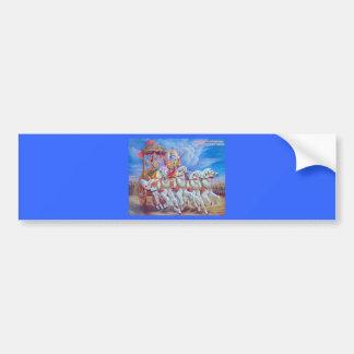 indianGod Bumper Sticker