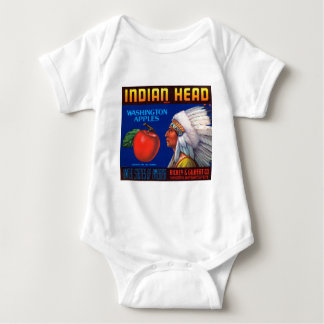 IndianHead Baby Bodysuit