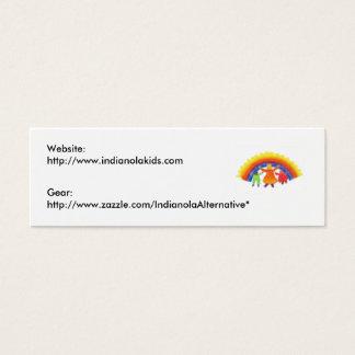 Indianola Alternative Cards