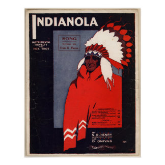 Indianola Póster