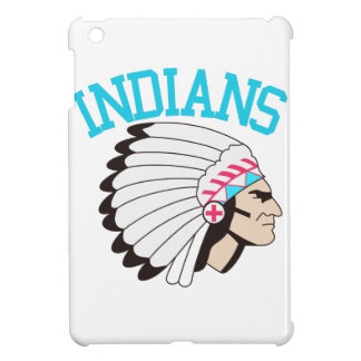 Indians Cover For The iPad Mini
