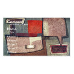 Indians in space #2 Double-Sided standard business cards (Pack of 100)