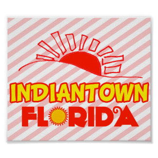 Indiantown, Florida Print