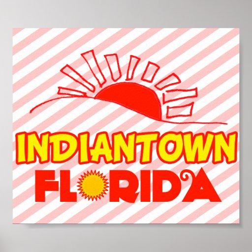 Indiantown, la Florida Posters