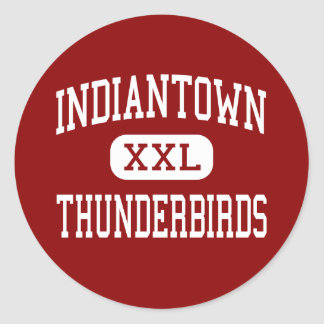 Indiantown - Thunderbirds - Middle - Indiantown Sticker
