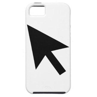 Indicador de ratón iPhone 5 fundas