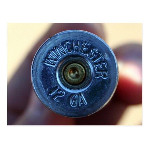 Indicador de Winchester 12 Postal
