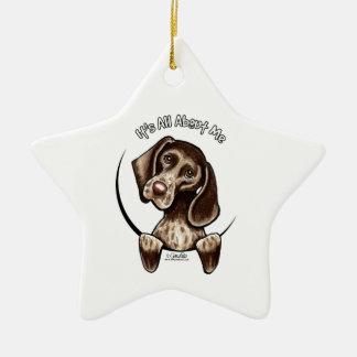 Indicador IAAM Ornamento Para Arbol De Navidad