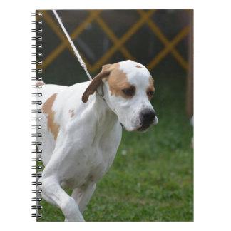 Indicador portugués adorable cuadernos