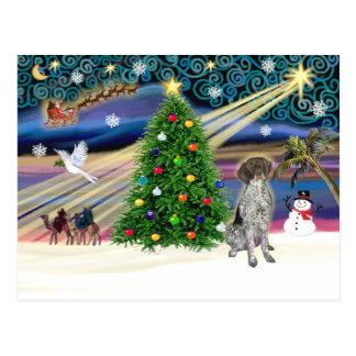 Indicador SH Magia-Alemán de Navidad Postales