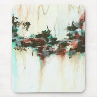 Indication Original Abstract Painting Mouse Pad