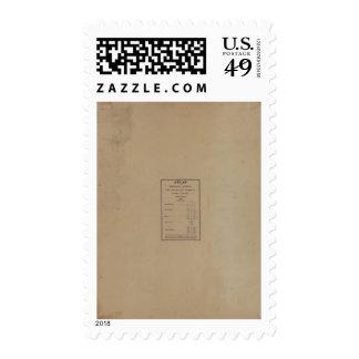 Índice al atlas sellos
