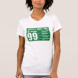 Índice del adicto a la genealogía camisetas