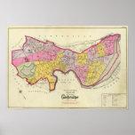 Índice del atlas de Cambridge Póster