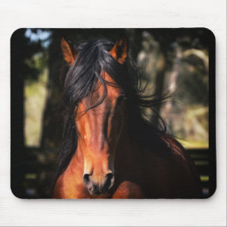 Indico VII Head Shot Mouse Pad