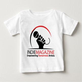 Indie Artist Magazine support merchandise Baby T-Shirt