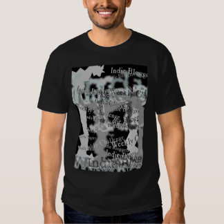 Indie Bloggers - Rough Edged T-Shirt
