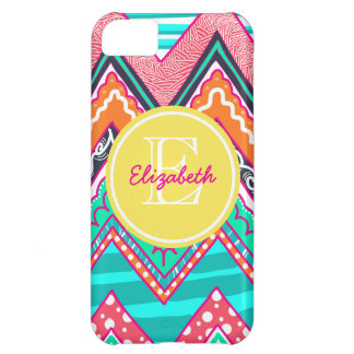 Indie Chevron Cover For iPhone 5C