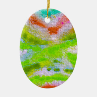 Indie Collection By 123 Art Ceramic Ornament