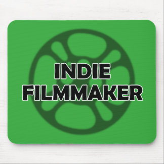 """""""Indie Filmmaker"""" Mousepad"""