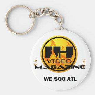 Indie heat Video Magazine, WE SOO ATL Key Chain