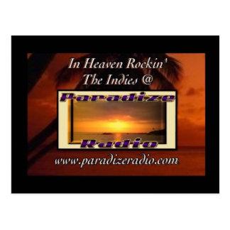 (Indie Heaven) Paradize Postcard