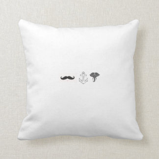 Indie Hipster Pillow
