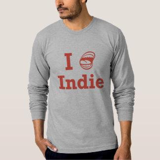 Indie I [del ☺] Playera