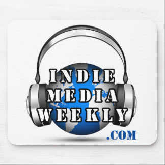 Indie Media Weekly Logo Regular Mousepad