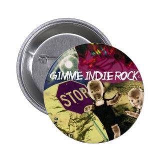 Indie Rock Button