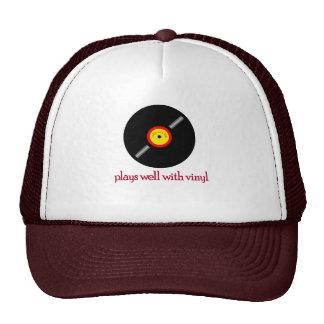 Indie Rock Kid Back Hats