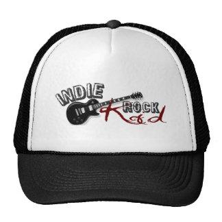 Indie Rock Kid Trucker Hat