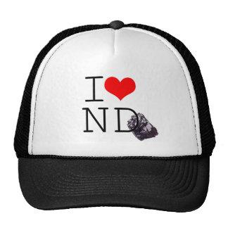 indie rock trucker hat
