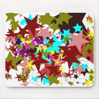 Indie Stars Mouse Pad