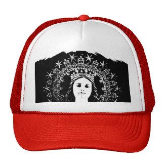 Indie Virgin Mary Trucker Hat