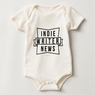 Indie Writer News Baby Bodysuit