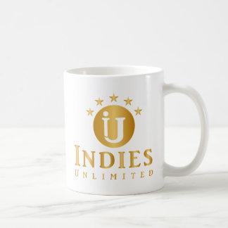 Indies Unlimited 5-Star Logo Coffee Mug