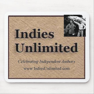 Indies Unlimited Gear Mouse Pad