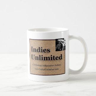 Indies Unlimited Gear Coffee Mugs