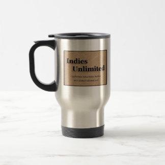 Indies Unlimited Travel Mug