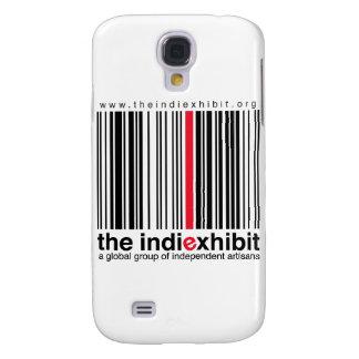 indiExhibit Logo Galaxy S4 Case