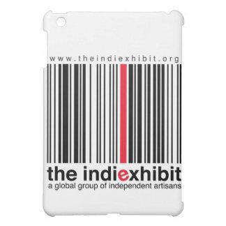 indiExhibit Logo iPad Mini Case