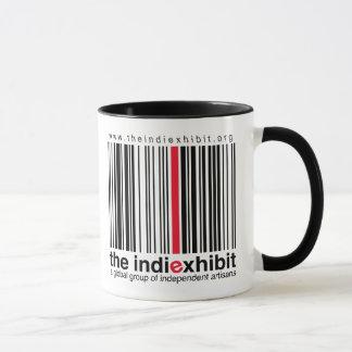 indiExhibit Logo Mug