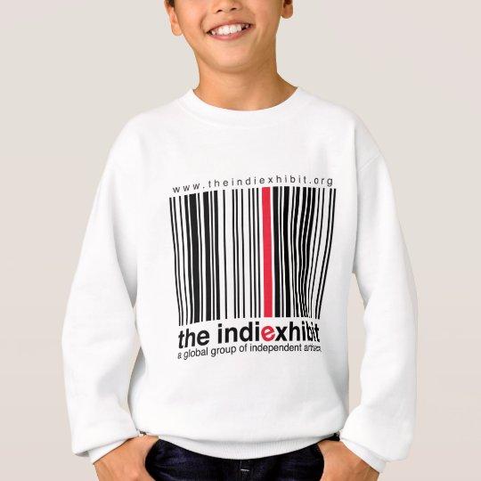indiExhibit Logo Sweatshirt