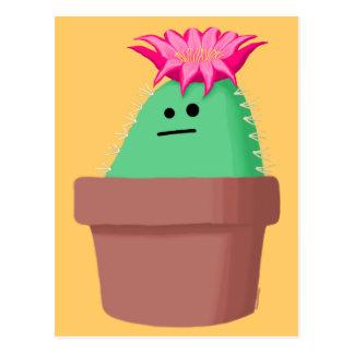 Indifferent Cactus Postcard